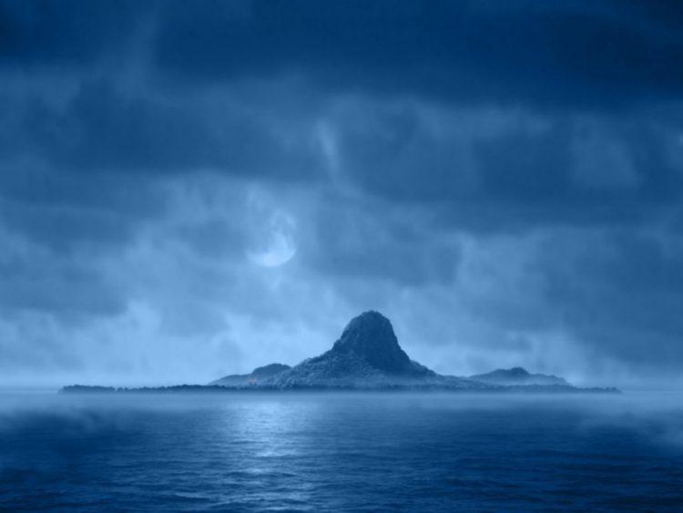 Остров Тишины