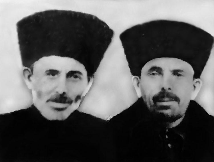 Гилани Авайсов. Барчхой-потомки Беркхана