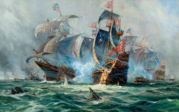 Казнь пирата